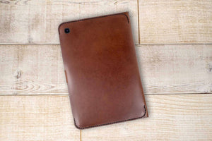 Samsung Galaxy Tab S4 Classic Leather Cover