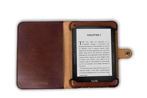 Kindle Voyage Classic Leather Tablet Case