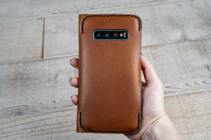 Left-Handed Phone Wallet Case