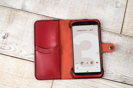 Google Pixel 3 Custom Wallet Case