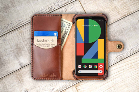 Google Pixel 4 Custom Wallet Case