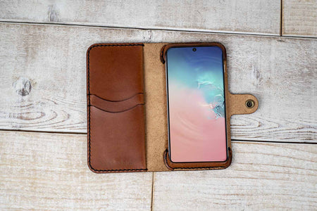 Samsung Galaxy S10 Lite Custom Wallet Case