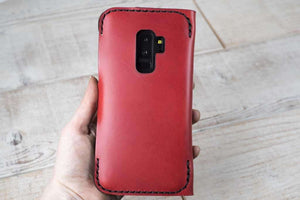 Samsung Galaxy S9 Plus Custom Wallet Case