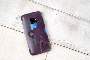 Samsung Galaxy S9 Plus Flex Wallet Case
