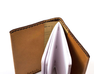 Leather Journal Cover for Field Notes (original size) - Hand and Hide LLC  - 5