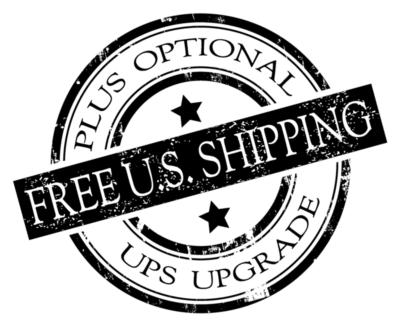 free shipping for US destinations