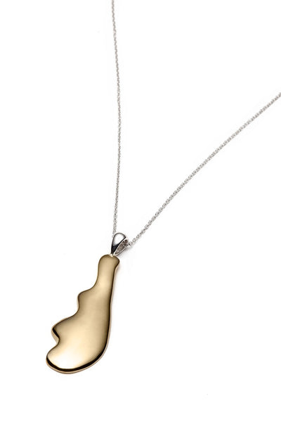 Arp I - long necklace
