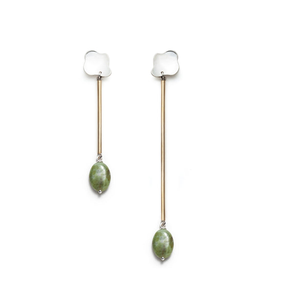 Elsa long + medium - earrings