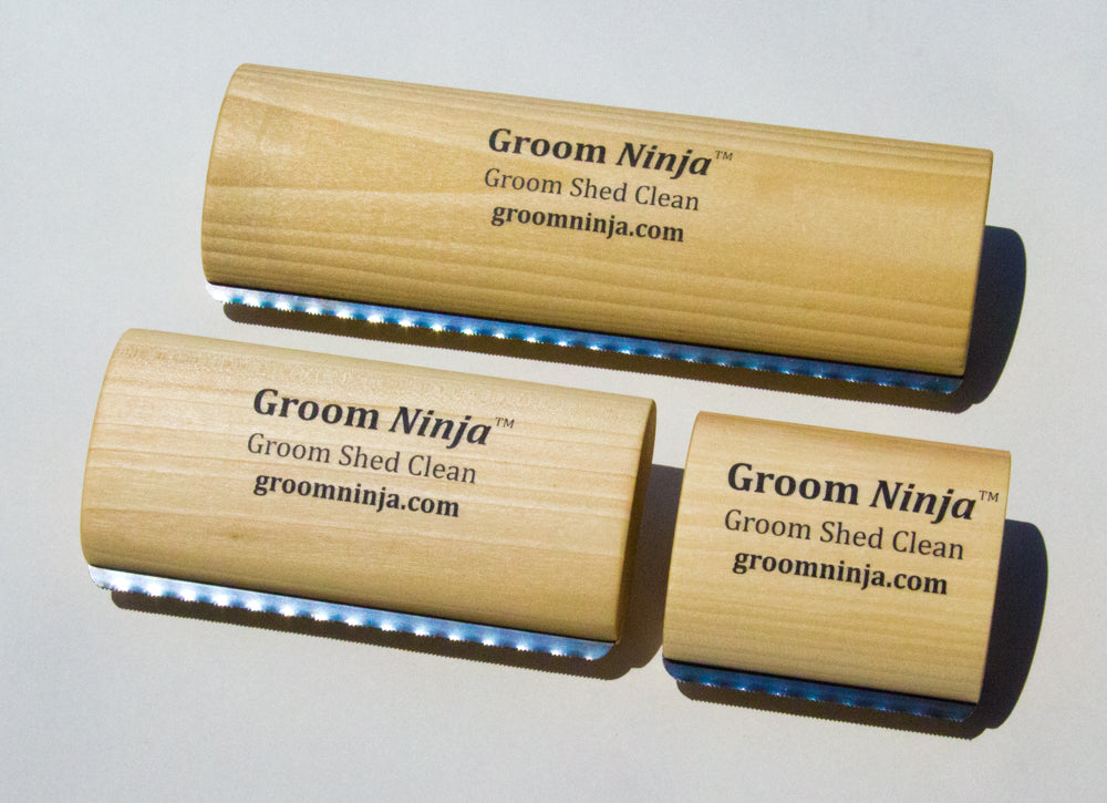 Groom Ninja Combo Pack (All 3 sizes)
