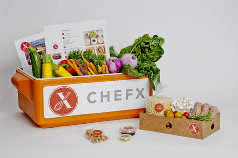 Chefx Gourmet Recipe & Ingredients Kit