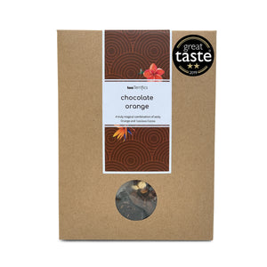 Chocolate Orange Eco Pack 17 Plastic Free Tea Bags