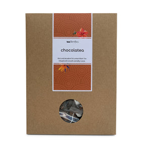 Chocolatea Eco Pack 17 Plastic Free Tea Bags