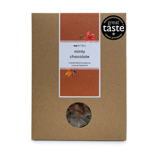 Minty Chocolate Eco Pack 17 Plastic Free Tea Bags