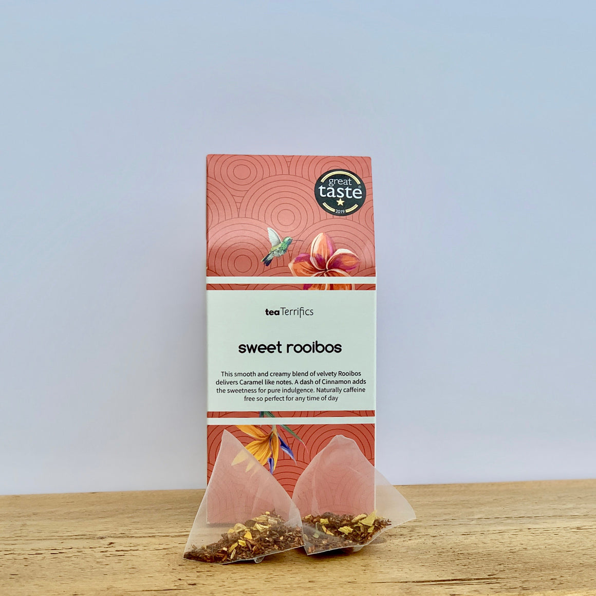 Sweet Rooibos - 17 Biodegradable Tea Bags