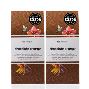 Chocolate Orange - 17 Biodegradable Tea Bags