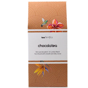 Chocolatea Tea Bags - 17 Biodegradable Tea Bags