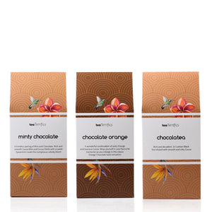 Chocolate Tea Triple Pack