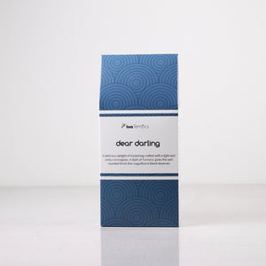 dear darling darjeeling tea