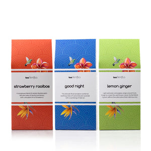 Herbal Blend Triple Pack - Caffeine Free