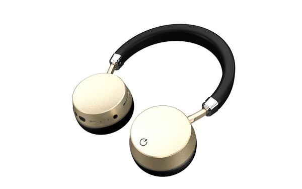 Casque Bluetooth en cuir Earpi