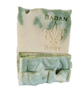 Clary & White Sage Shea Butter Soap