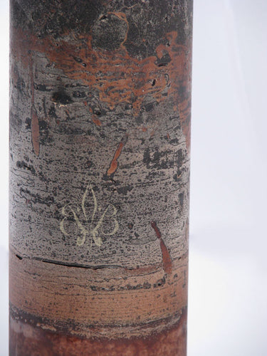 Clove Candle: Fragrant Dark Brown Clove Scented TALL ROUND Pillar Candle 3x9.5