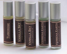 Lemon Verbena, Sandalwood, Musk Pure Perfume Oil - Roll On Perfume