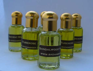 Sandalwood Pure Perfume Oil