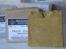 Organic Carrot & Honey Face Soap - All Natural Soap, Handmade Soap, Unscented Soap, Moisturizing Soap