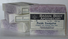 Purple Eucalyptus Exfoliating Shea Butter Soap