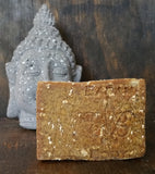 Organic Oats & Honey Soap - All Natural Soap, Oatmeal Soap, Handmade Soap, Unscented Soap, Moisturizing Soap, Facial Soap