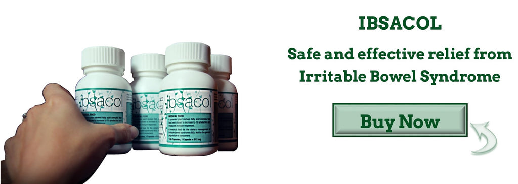 IBSACOL for safe and effective relief from the symptoms of irritable bowel syndrome