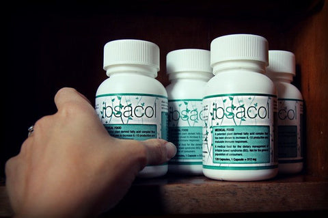 IBSACOL   12 months supply   (1440 capsules)