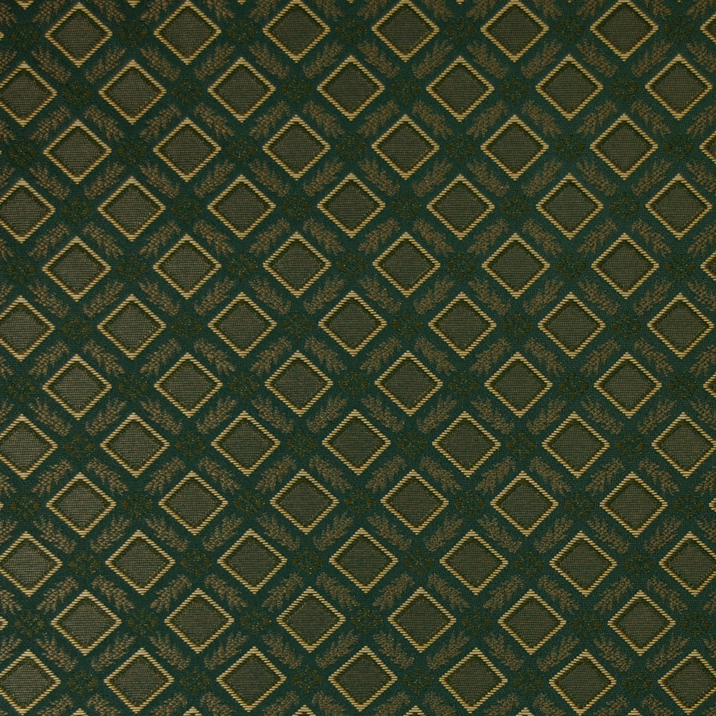 Evergreen Jacquard