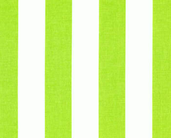Nopy Chartreuse/White