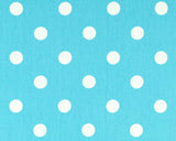 Dottie Girly Blue/White Twill