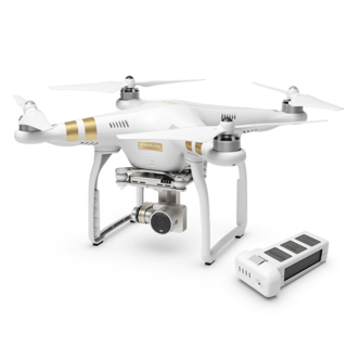 DJI Phantom 3 Professional 4K with Extra Battery