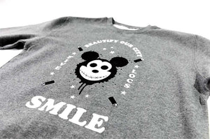 Beautify Our City - SMILE (SWEATSHIRT)