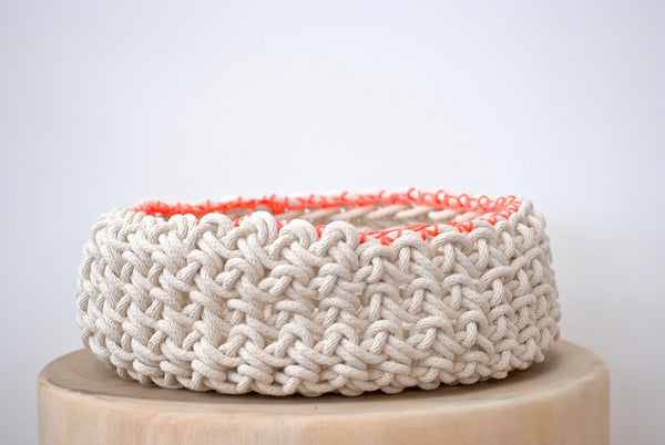 Crochet Bowl - Large