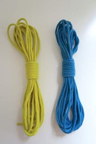 Hand Dyed 4mm Cotton Rope