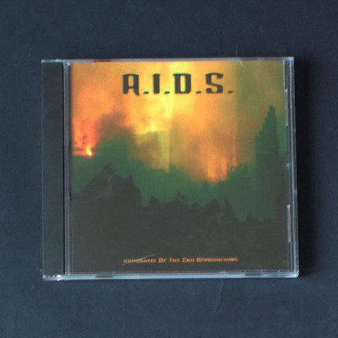 "A.I.D.S. ""Syndrome Of The End Approaching"" CD"