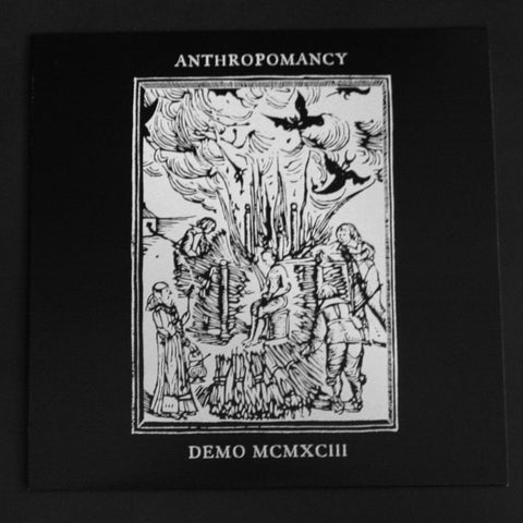 "ANTHROPOMANCY ""Demo MCMXCIII"" 12""LP"