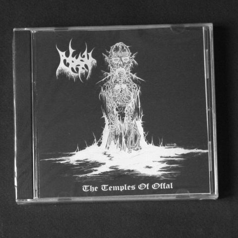 "ABSU ""The Temple of Offal / Return of the Ancients"" CD"