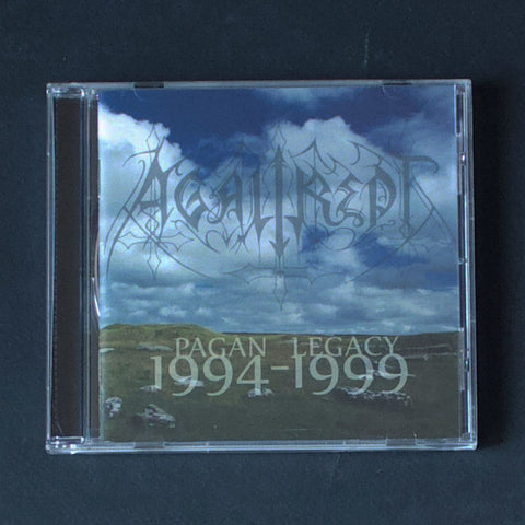 "AGALIREPT ""Pagan Legacy 1994-1999"" CD"