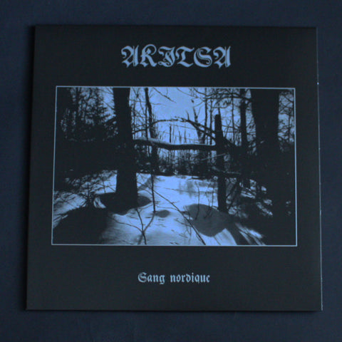 "AKITSA ""Sang nordique"" Double 12""LP"