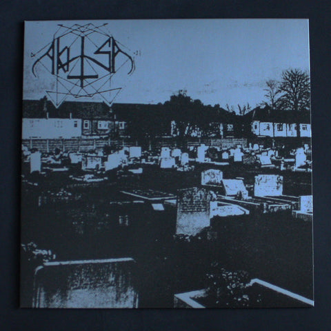 "AKITSA ""Totale servitude"" Double 12""LP"