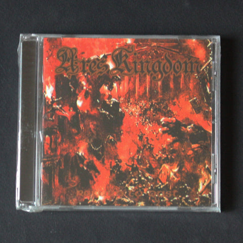 "ARES KINGDOM ""Return to Dust"" CD"