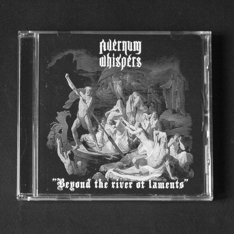 "AVERNUM WHISPERS ""Beyond The River Of Lament"" Pro-CDR"