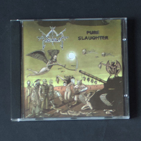 "AXIS POWERS ""Pure Slaughter"" CD"