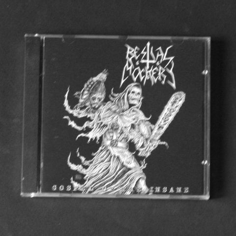 "BESTIAL MOCKERY ""Gospel of the Insane"" CD"